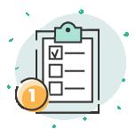 1 hoja de trabajo con el curso gratis de WordPress
