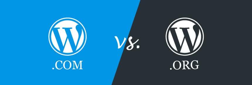Wordpress.org vs WordPress.com: ¿cuál te conviene?