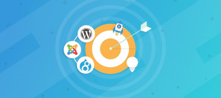Diferencias entre Wordpress, Joomla y Drupal