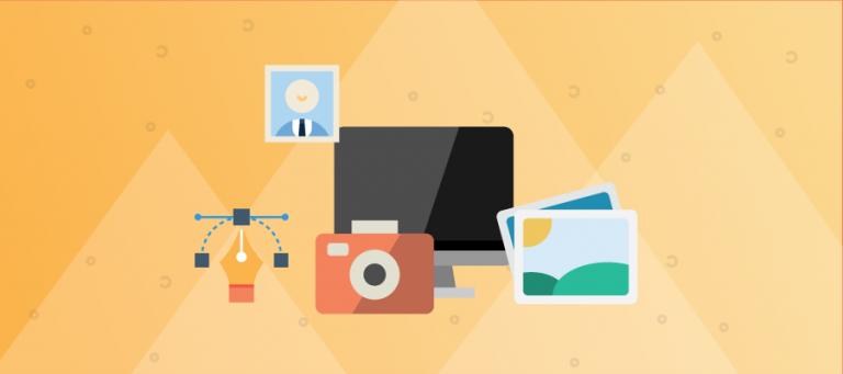 Cómo escoger imágenes para tu web