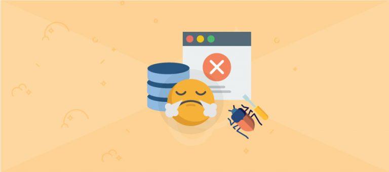 Error estableciendo una conexión con la base de datos - Destacada