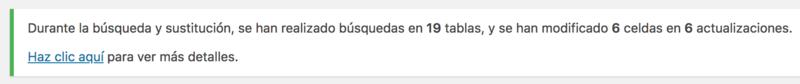 Esto indica que has migrado correctamente las URL a HTTPS