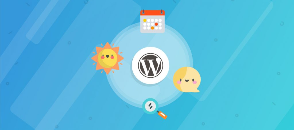 que es un widget en wordpress