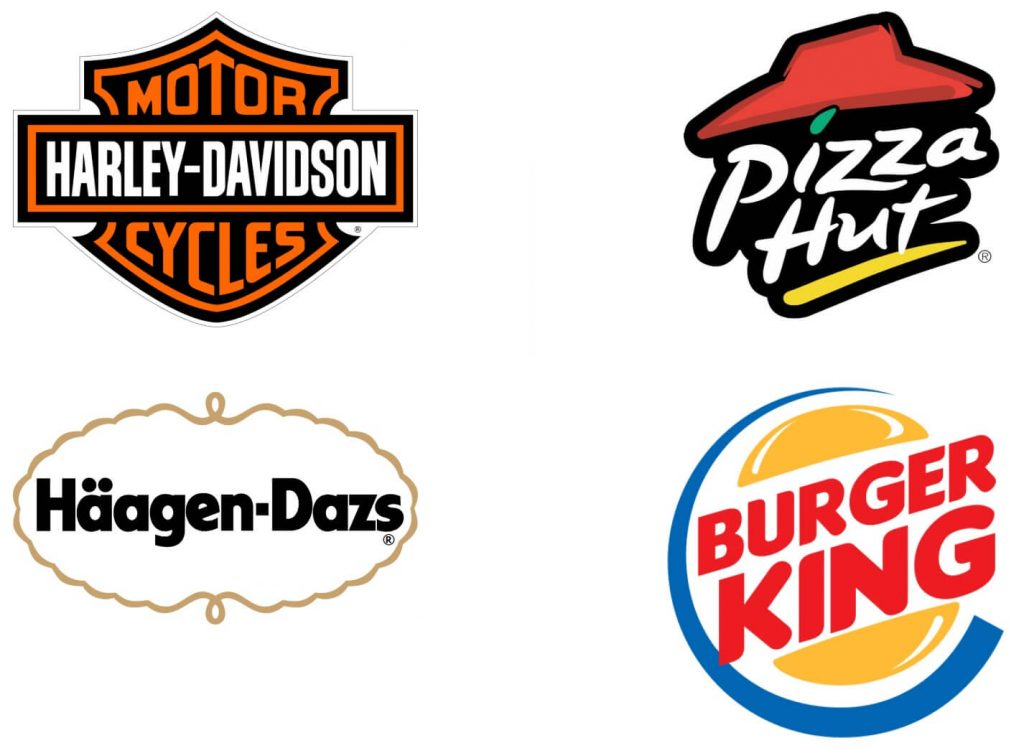 ejemplos para saber cómo hacer un buen logotipo del tipo isologo