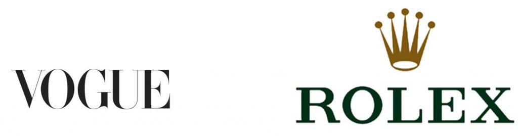 cómo hacer un logotipo con serifas