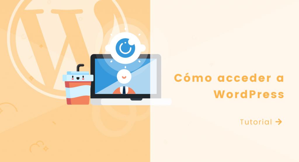 acceder wordpress