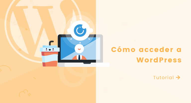 acceder wordpress